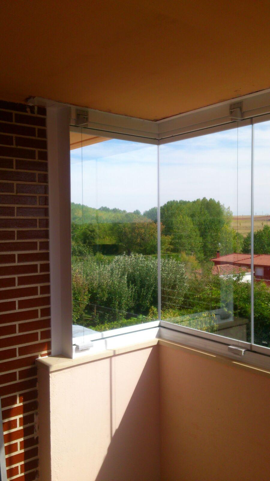 Cierres de balcones top with cierres de balcones - Estores para balcones ...