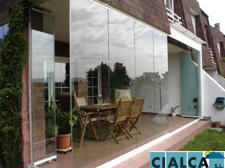 Cialca lumon candas 2 cialca cortinas de cristal lumon for Acristalamiento de porches