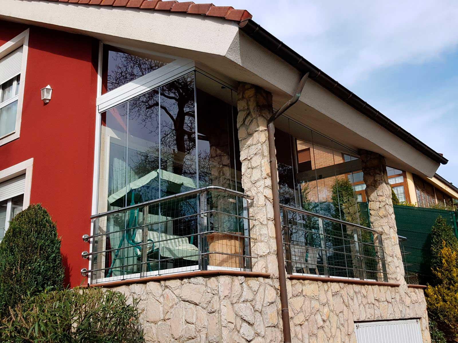 Acristalamiento lumon para terrazas balcones archivos for Cortina cristal terraza